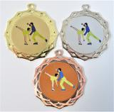 Krasobruslení medaile DI7003-L234