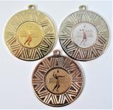 Volejbal medaile DI5007-19
