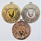 Kuželky medaile DI5007-42