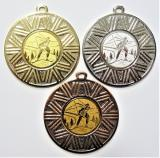 Běžky medaile DI5007-159