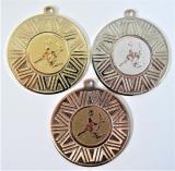 Nohejbal medaile DI5007-183