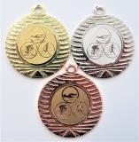 Triatlon medaile DI4001-74