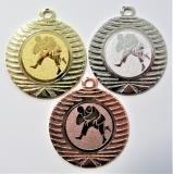 Judo medaile DI4001-77
