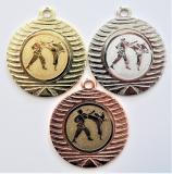 Karate medaile DI4001-78