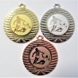 Fotbal medaile DI4001-168