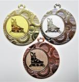Kolečkové brusle medaile DI4002-149