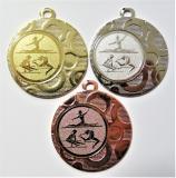 Gymnastika ženy medaile DI4002-151
