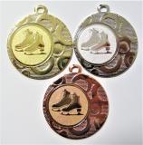 Krasobruslení medaile DI4002-160