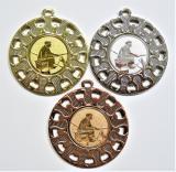 Rybář břeh medaile ME.097-59