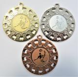 Nohejbal medaile ME.097-183