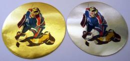 Lední hokej brankář MAXI loga L2č.22 - zvětšit obrázek