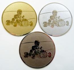Motokáry MAXI emblémy A2č.119 - zvětšit obrázek