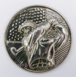 Golf MAXI emblém A42č.36-stříbro - zvětšit obrázek