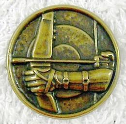 Lukostřelba MINI emblém A41č.19-zlatý - zvětšit obrázek