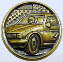 Auta MAXI emblém A42č.37-zlatý - zvětšit obrázek
