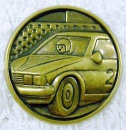 Auta MINI emblém A41č.37-zlato - zvětšit obrázek