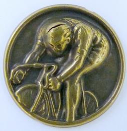 Cyklistika MINI emblém A 41 č.2-zlato - zvětšit obrázek