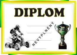 Čtyřkolky diplom A4 č.63 - zvětšit obrázek