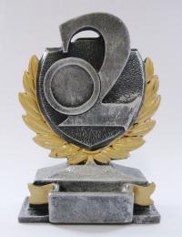 Trofej pořadí 2 FG 152 - zvětšit obrázek