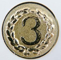 MINI emblém A 11-69-zlatý - zvětšit obrázek