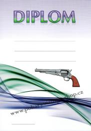 Střelci diplom A4 č.6 - zvětšit obrázek