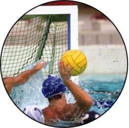 Vodní pólo MINI logo - zvětšit obrázek