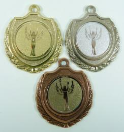 Medaile D12A-3 - zvětšit obrázek
