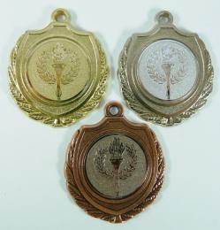 Medaile D12A-4 - zvětšit obrázek