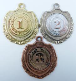 Medaile D12A-105-7 - zvětšit obrázek