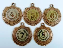 Medaile D12A-169-73 - zvětšit obrázek