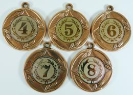Medaile D12C-169-73  - zvětšit obrázek