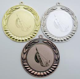 Jachting medaile D89-18 - zvětšit obrázek