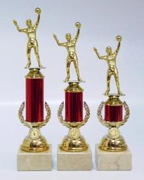 Volejbal trofeje ŽENY 27-F97 - zvětšit obrázek