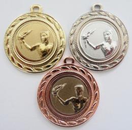 Olymp.oheň medaile D109-A56 - zvětšit obrázek