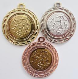 Atletika medaile D109-A82 - zvětšit obrázek