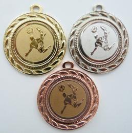 Nohejbal medaile D109-183 - zvětšit obrázek