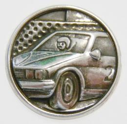 Auta MINI emblém A41č.37-stříbro - zvětšit obrázek