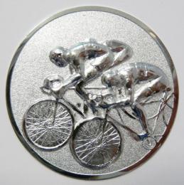 Cyklistika MAXI emblém A12č.16-stříbro - zvětšit obrázek