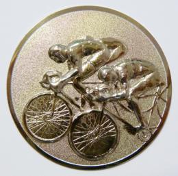 Cyklistika MAXI emblém A12č.16-bronz - zvětšit obrázek