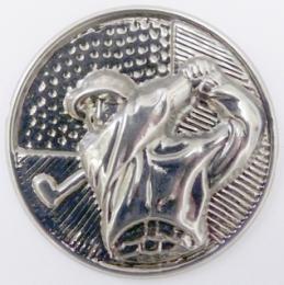 Golf MINI emblém A41č.36-stříbro - zvětšit obrázek