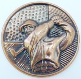 Golf MINI emblém A41č.36-bronz - zvětšit obrázek