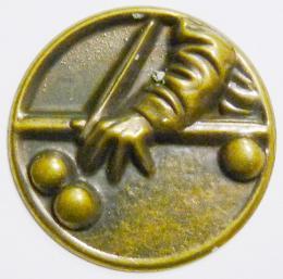 Kulečník MINI emblém A41č.8 - zvětšit obrázek