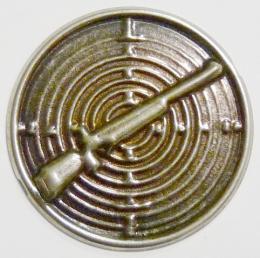 Puška MINI emblém A41č.15-stříbro - zvětšit obrázek