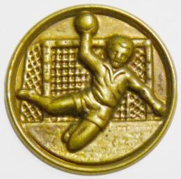 Házená MINI emblém A41č.35-zlato - zvětšit obrázek