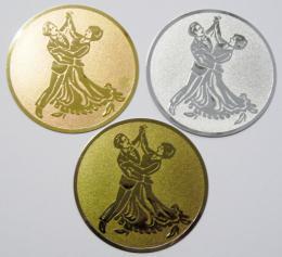 Tanec MINI emblém A1č.N30 - zvětšit obrázek