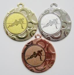 Ragby medaile DI4002-82 - zvětšit obrázek