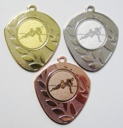 Ragby medaile D107-82 - zvětšit obrázek