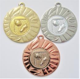 Fotbal medaile DI4501-A61 - zvětšit obrázek