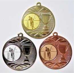 Kriket medaile DI5003-112 - zvětšit obrázek