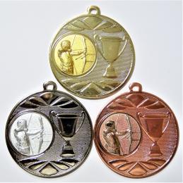 Lukostřelba medaile DI5003-A57 - zvětšit obrázek